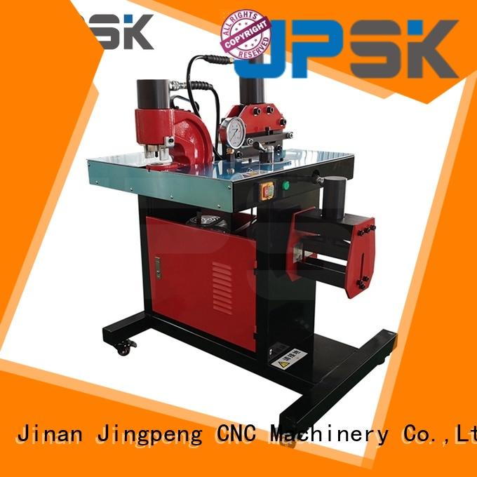 high quality metal shearing machine with good price for bend the copper for aluminum busbars