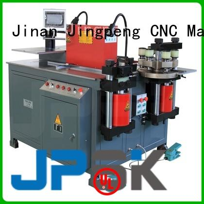 JPSK precise turret punching machine on sale for twisting