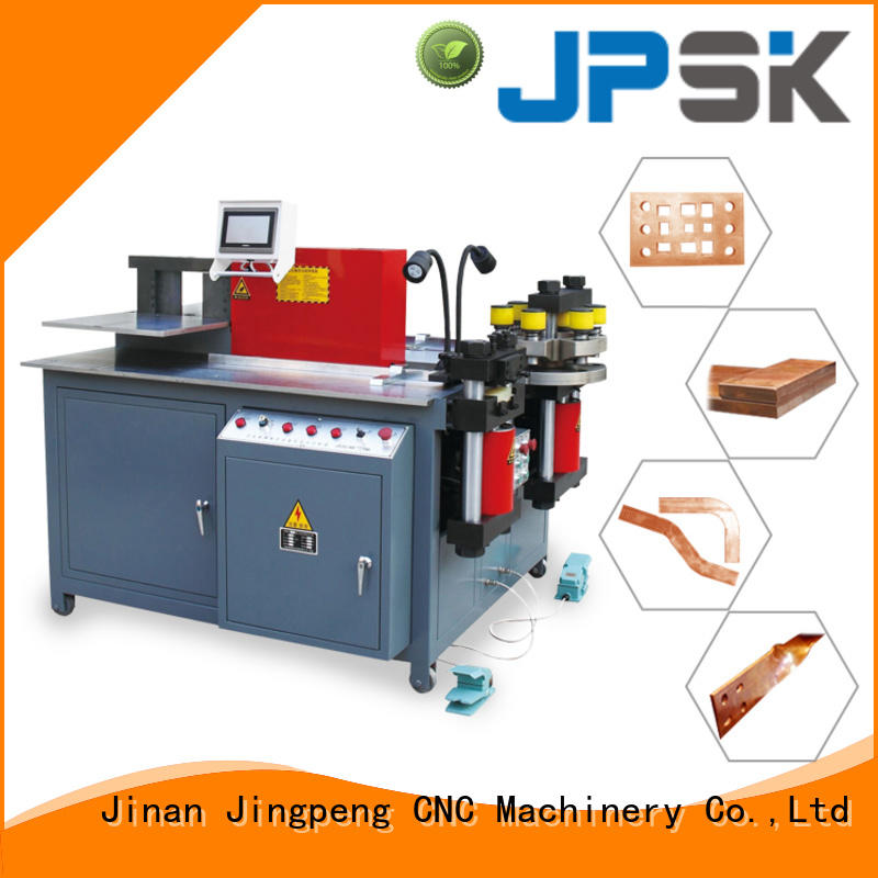 JPSK precise cutting bending machine promotion for embossing