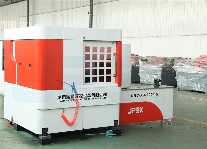 reliable cnc busbar chamfering machine supplier for worksite-1