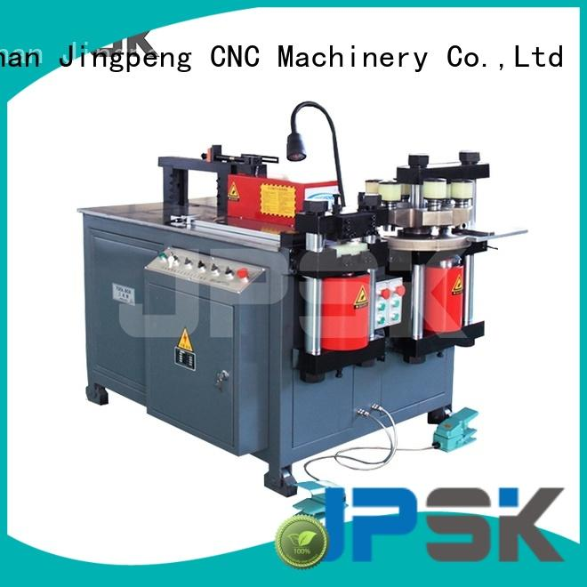 JPSK cnc sheet metal bending machine inquire now for for workshop for busbar processing plant
