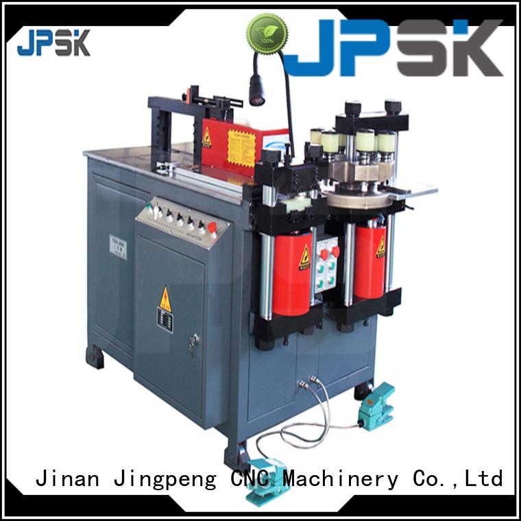 JPSK Non-CNC busbar bending punching cutting machine supplier for factory