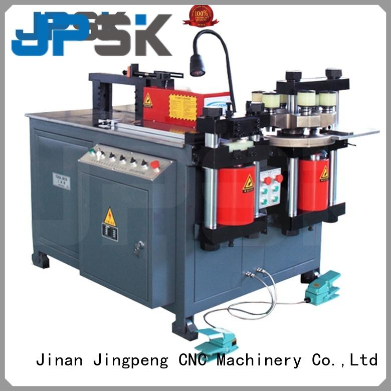 high quality hydraulic punching machine with good price for bend the copper for aluminum busbars