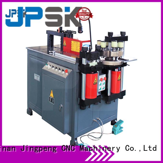 JPSK good quality Non-CNC busbar bending punching cutting machine for plant