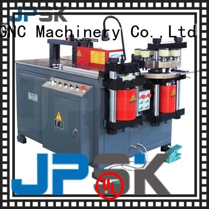 JPSK high quality cnc sheet metal bending machine factory for for workshop for busbar processing plant