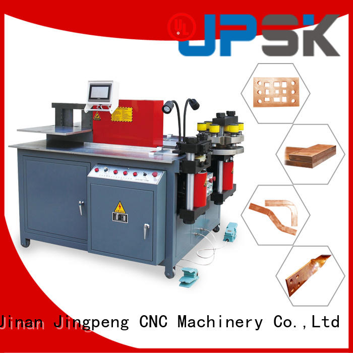 JPSK metal punching machine on sale for flat pressing
