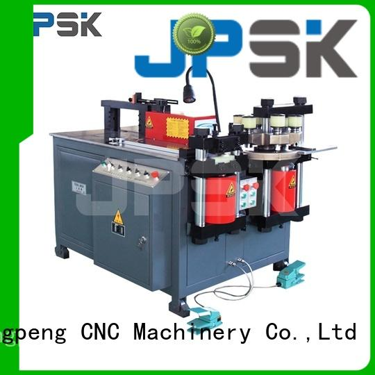 JPSK customized hydraulic punching machine design for for workshop for busbar processing plant