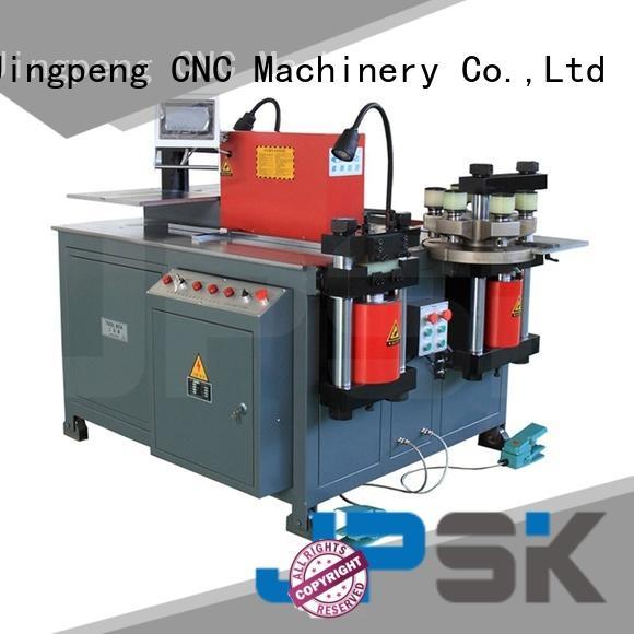 JPSK sheet metal punching machine supplier for U-bending