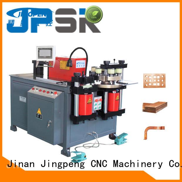 JPSK turret punching machine promotion for U-bending