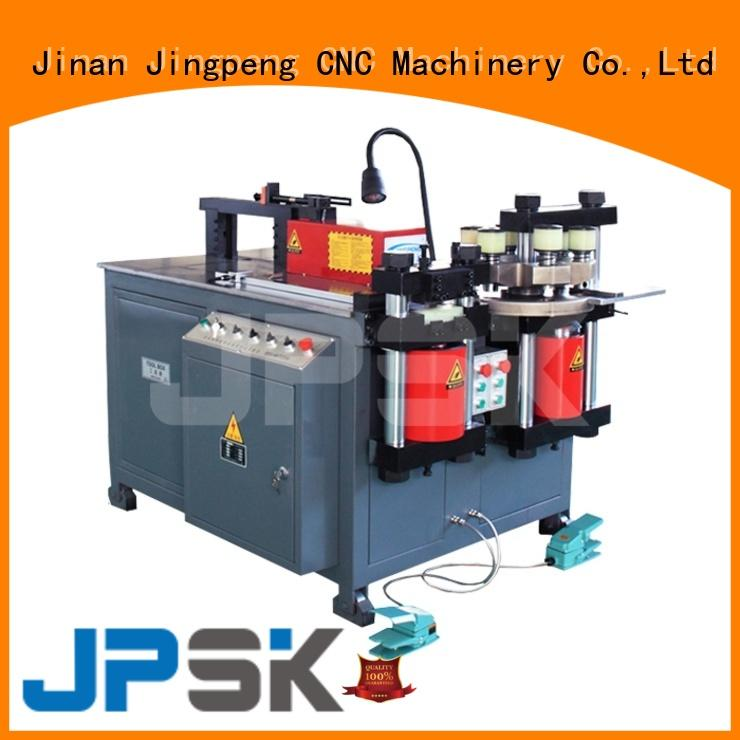 JPSK hydraulic punching machine factory for bend the copper for aluminum busbars