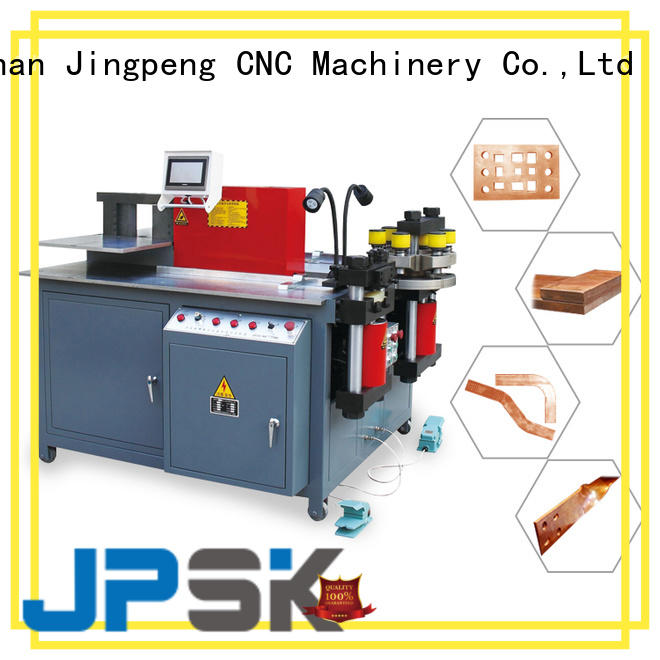JPSK accurate cutting bending machine promotion for U-bending