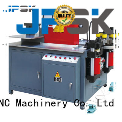 JPSK accurate cutting and bending machine promotion for U-bending