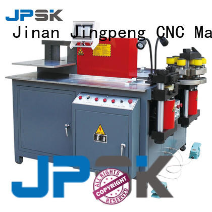 JPSK sheet metal punching machine online for embossing