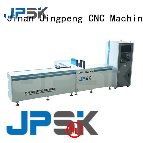 precise aluminum bending machine at discount for bending copper