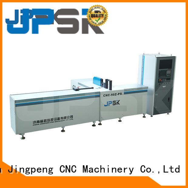 JPSK accurate aluminium bending machine promotion for bending copper