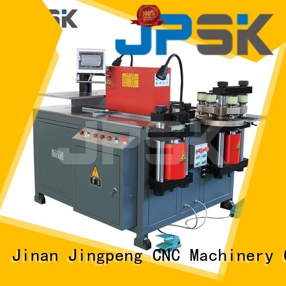 JPSK accurate cutting bending machine on sale for flat pressing