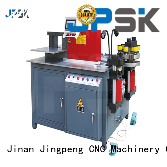 JPSK precise turret punching machine promotion for twisting