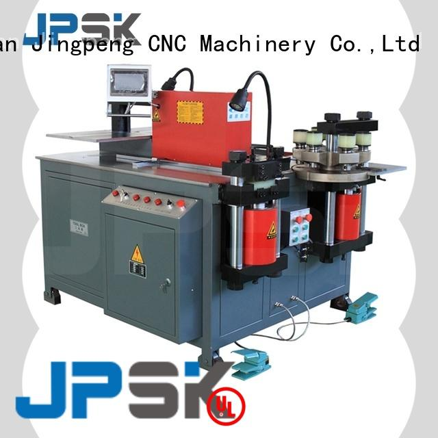 JPSK long lasting turret punching machine on sale for embossing