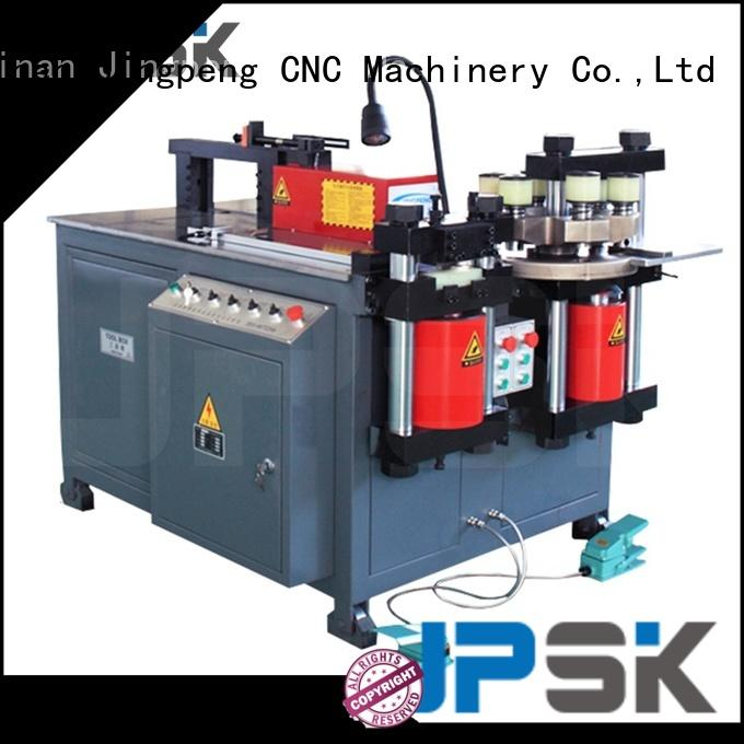 JPSK metal bending machine factory for for workshop for busbar processing plant