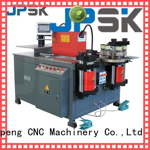 JPSK cnc sheet bending machine supplier for embossing