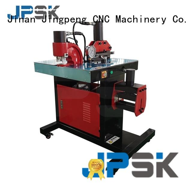 JPSK customized metal bending machine with good price for for workshop for busbar processing plant