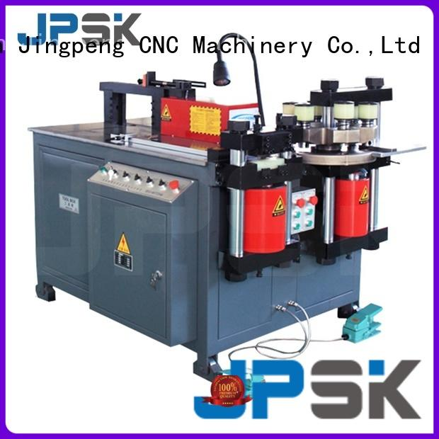 JPSK hydraulic shear factory for for workshop for busbar processing plant