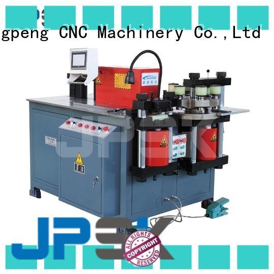 JPSK long lasting sheet metal punching machine promotion for embossing