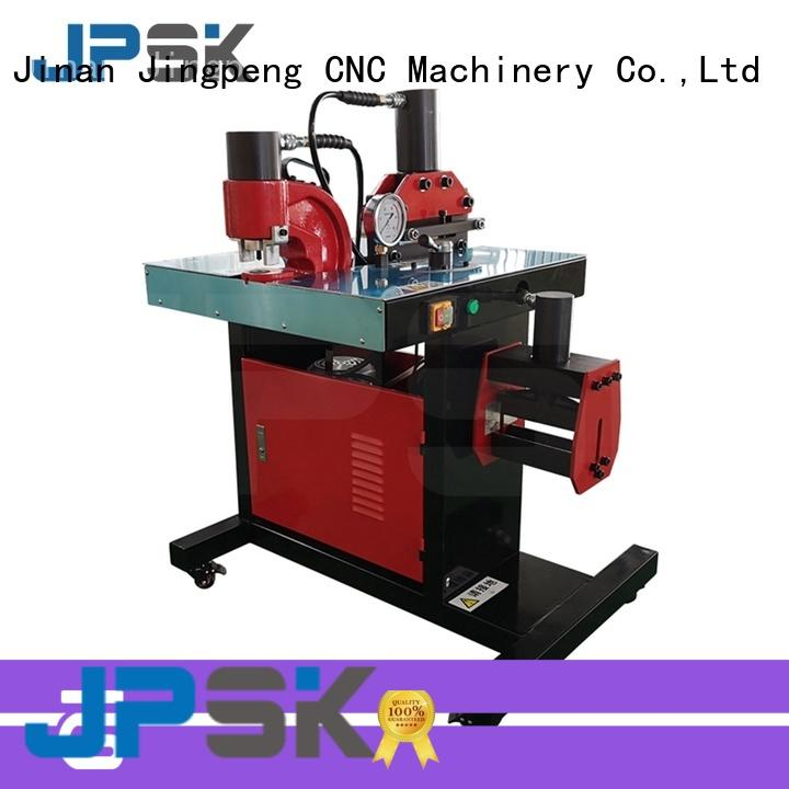 JPSK hydraulic shear inquire now for bend the copper for aluminum busbars