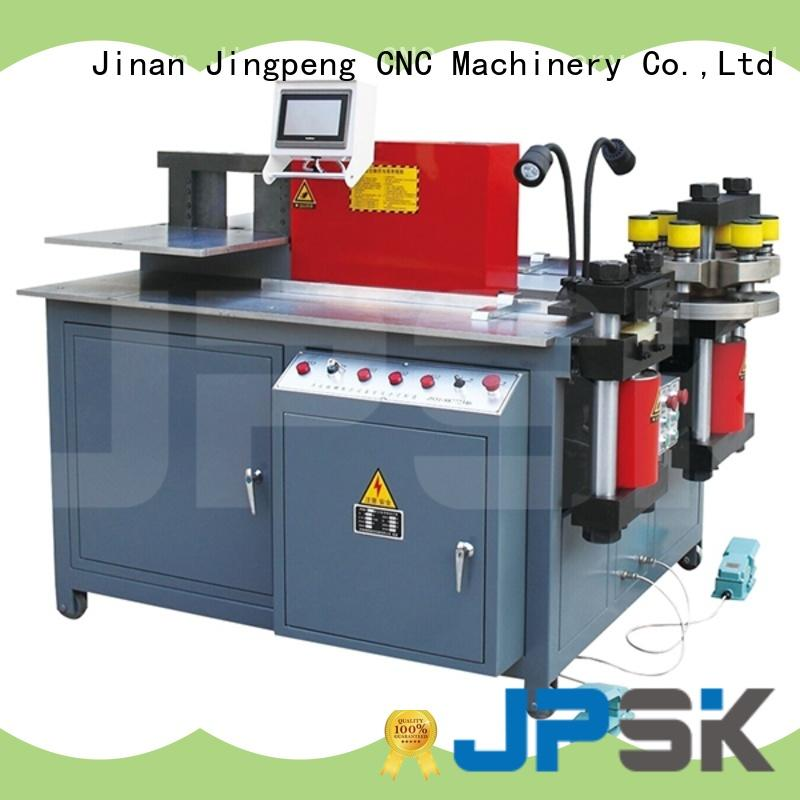 CNC Copper Busbar Cutting Punching Bending Machine