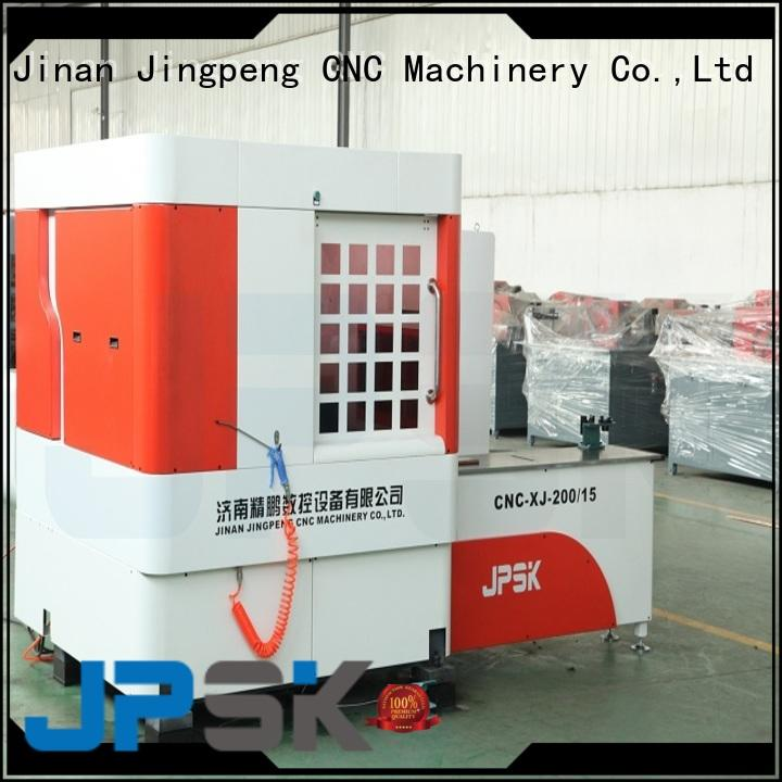 JPSK cnc busbar chamfering machine manufacturer for plant