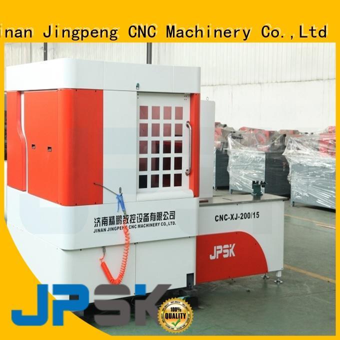 JPSK cnc busbar chamfering machine wholesale for worksite