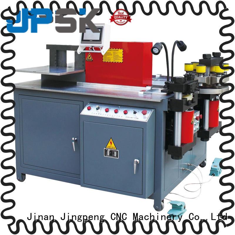 JPSK professional turret punching machine supplier for U-bending