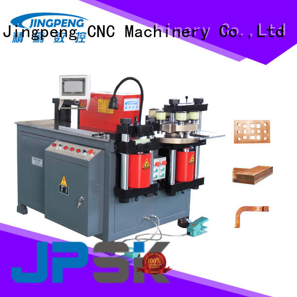 JPSK accurate sheet metal punching machine promotion for U-bending