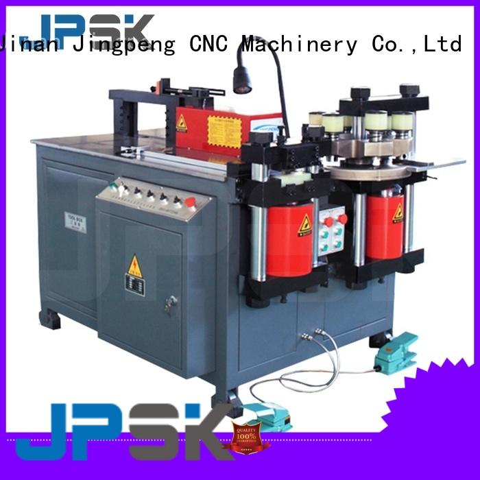 JPSK long lasting metal bending machine factory for bend the copper for aluminum busbars
