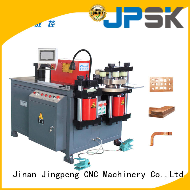 JPSK cutting bending machine online for embossing