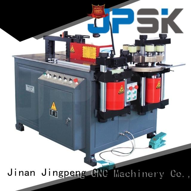 JPSK professional Non-CNC busbar bending punching cutting machine supplier for plant
