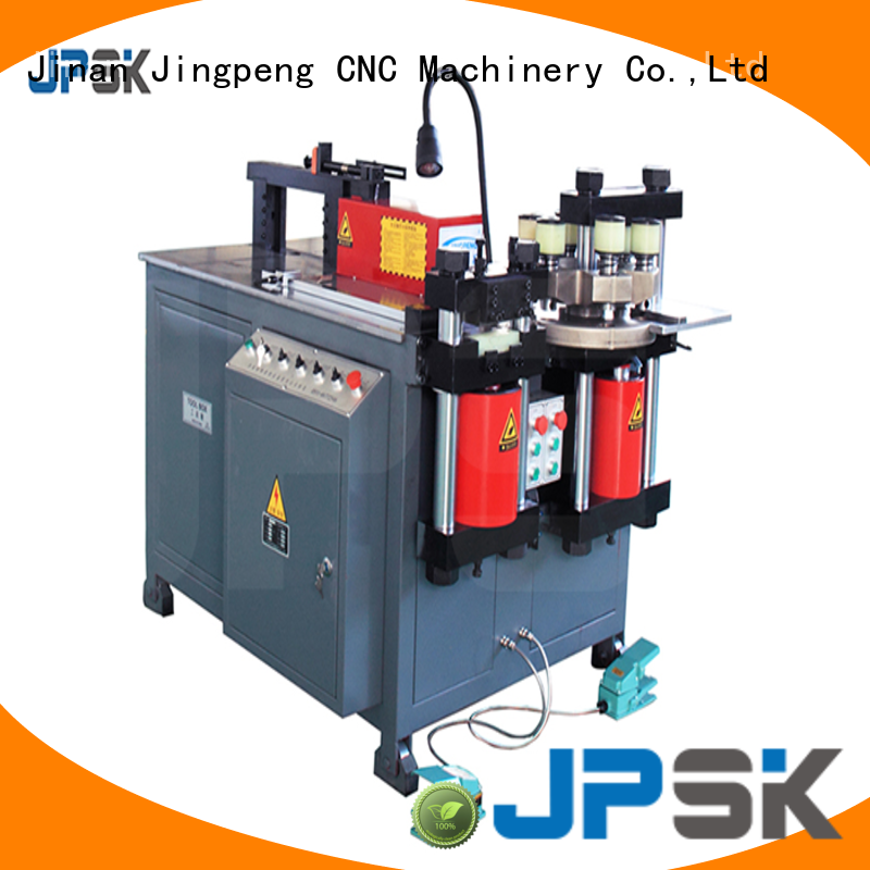 JPSK long lasting Non-CNC busbar bending punching cutting machine for factory