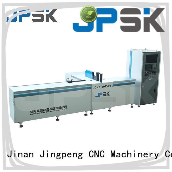 JPSK high efficiency busbar bending machine manufacturer for aluminum busbars