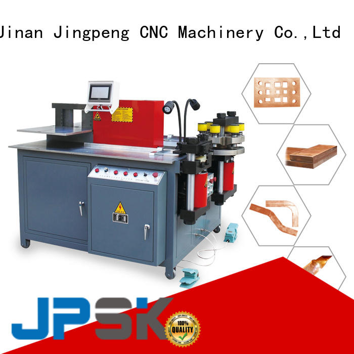 CNC hydraulic busbar cutting punching bending machine