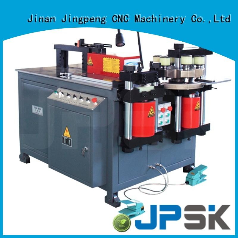 long lasting Non-CNC busbar bending punching cutting machine for plant
