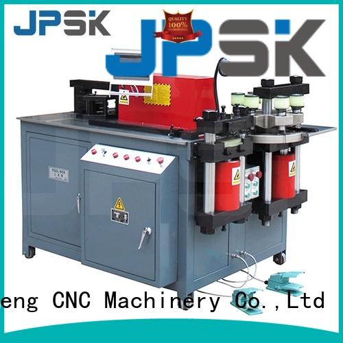 JPSK accurate sheet metal punching machine promotion for U-bending