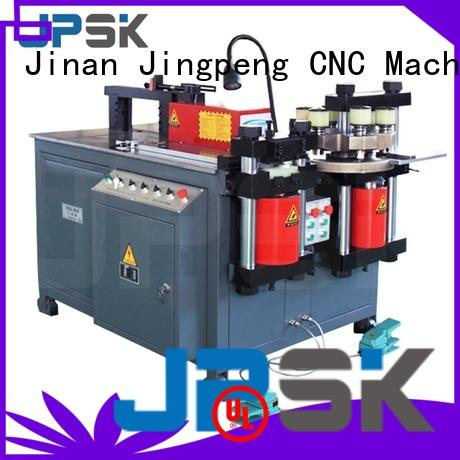 JPSK hydraulic punching machine design for bend the copper for aluminum busbars