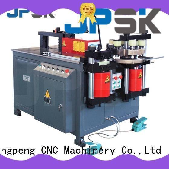 JPSK long lasting Non-CNC busbar bending punching cutting machine wholesale for workshop