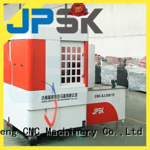 JPSK professional cnc busbar chamfering machine wholesale for worksite