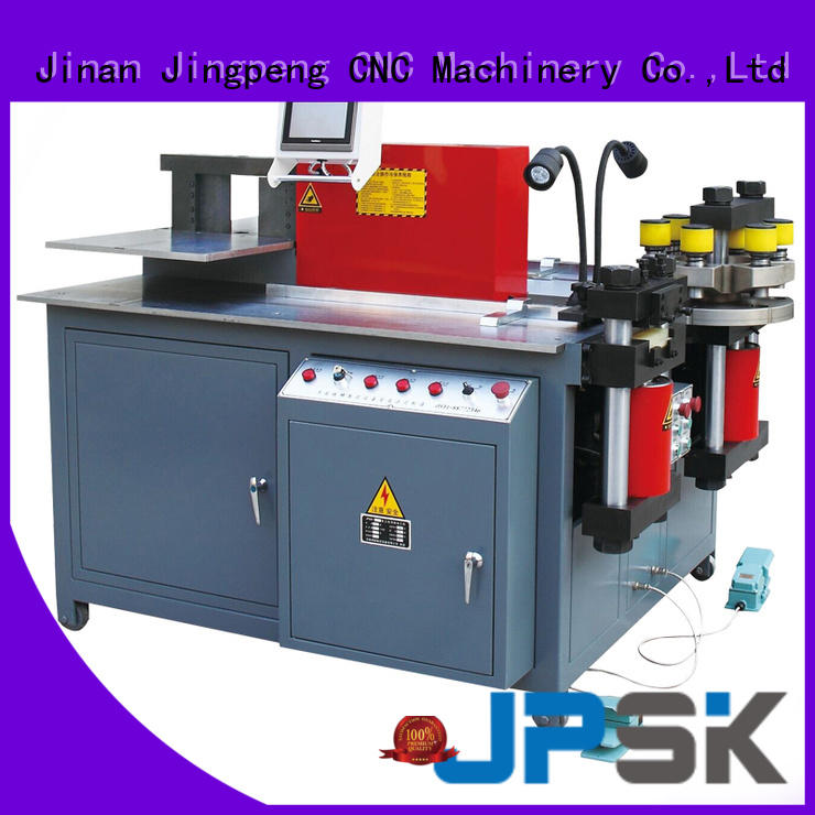 JPSK turret punching machine supplier for embossing