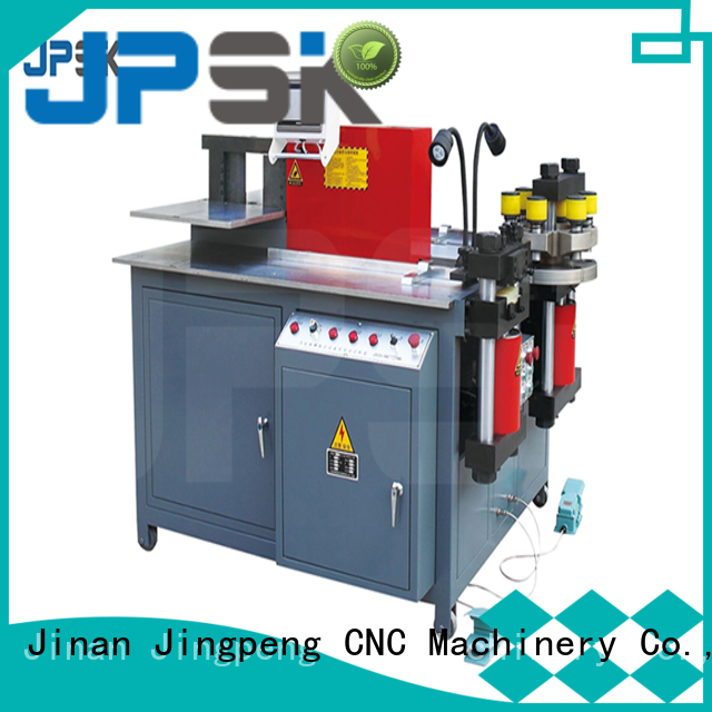 JPSK accurate sheet metal punching machine online for embossing