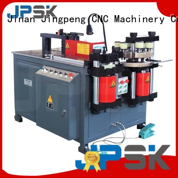 JPSK Non-CNC busbar bending punching cutting machine personalized for workshop