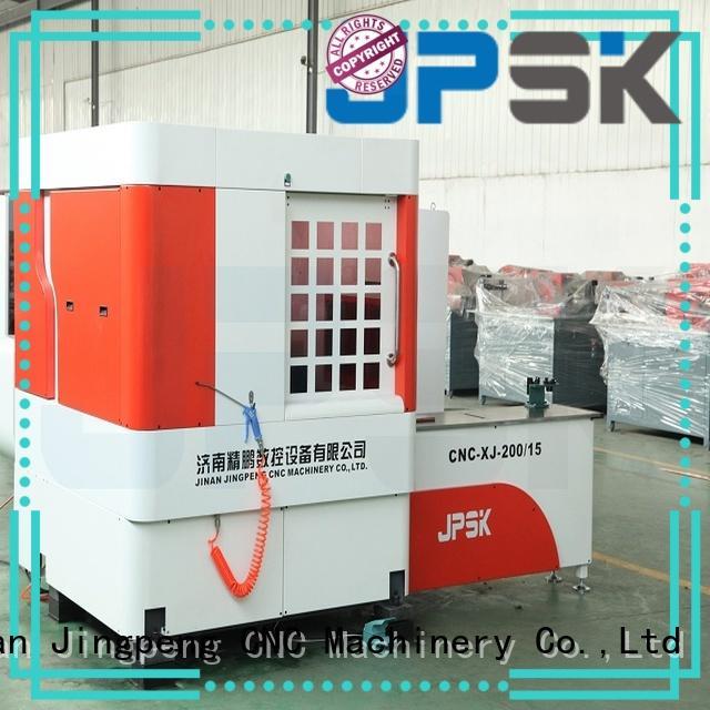 safety cnc busbar chamfering machine supplier for workshop