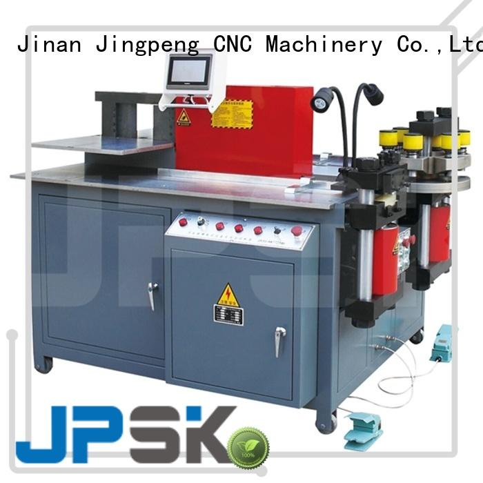 JPSK accurate metal punching machine supplier for flat pressing