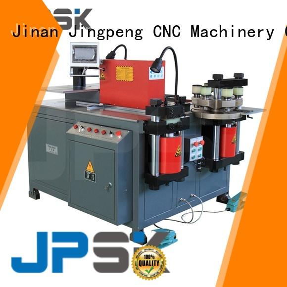JPSK cutting bending machine promotion for embossing